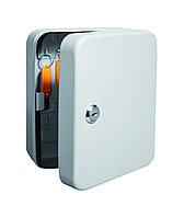 Металлическая ключница КС-20 используется для хранения 20 ключей.