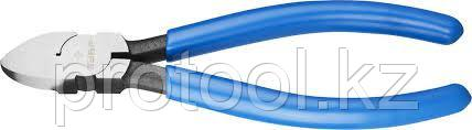 """Бокорезы ЗУБР """"ПРОФЕССИОНАЛ"""" для пластика и меди, хромоникелевая сталь, обливные рукоятки, фото 2"""