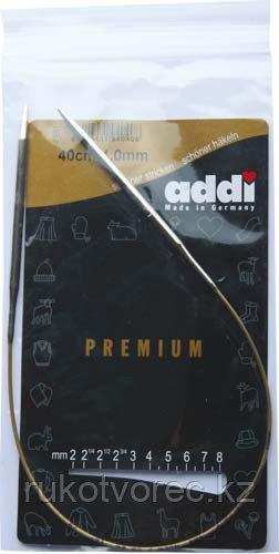 Спицы Адди,укороченные,№ 4,40 см