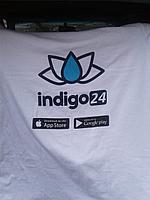 Нанесение логотипов на футболки, фото 1