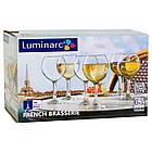 Набор бокалов для вина Luminarc Французский Ресторанчик 6 шт 280 мл, фото 2