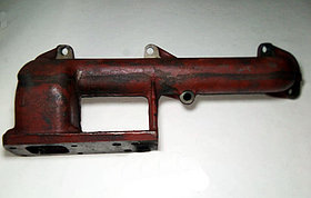 Коллектор выпускной Д-245 (245-1008025) В1