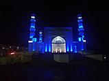 Освещение Мечети в г. Кокшетау, фото 2