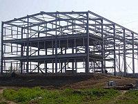 Проектирование и строительство металлокаркасных зданий