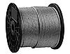 Стальной трос, оцинкованный, DIN 3055, d=5 мм, L=150 м, ЗУБР Профессионал 4-304110-05