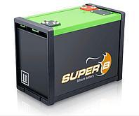 Литий-ионные аккумуляторы Super B SB12V160E-ZC - 160Ач, 12В LiFePO4 , фото 1