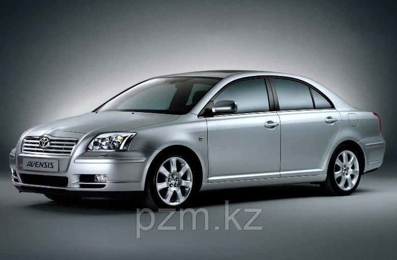 Замена масла в АКПП TOYOTA Avensis II (T25) 1.8 16V1ZZ-FE03.2003-->
