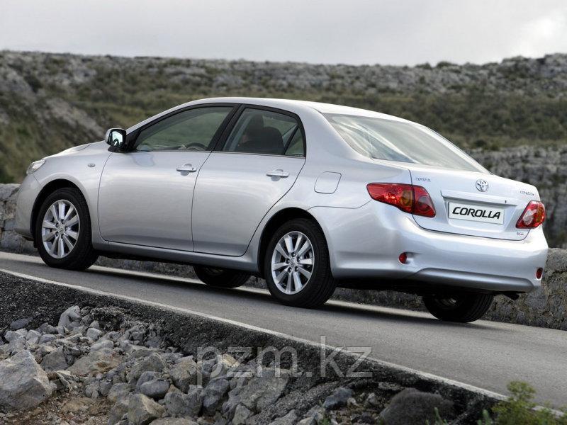 Замена масла в АКПП TOYOTA Corolla X (E14/E15) 1.8 16V2ZR-FAE       01.2009-->