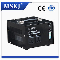 Понижающий и повышающий трансформатор на 220v/110 v и 110v/220v ST-2000VA