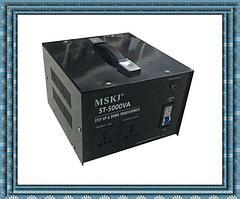Конвертер-трансформатор ST-5000 VA 110/220 220/110