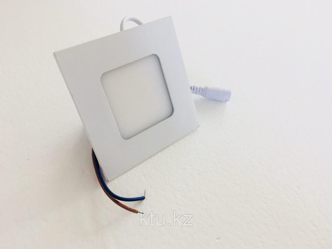Светильники (споты) JL-F 4W,внутренний 1год гарантия