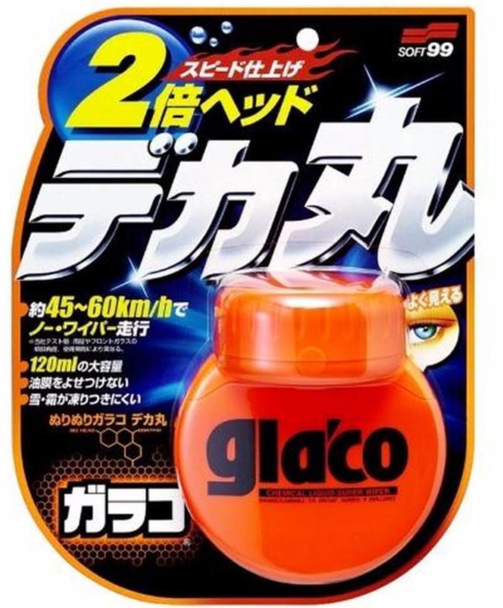 Водоотталкивающее покрытие для стёкол SOFT99 Glaco Large