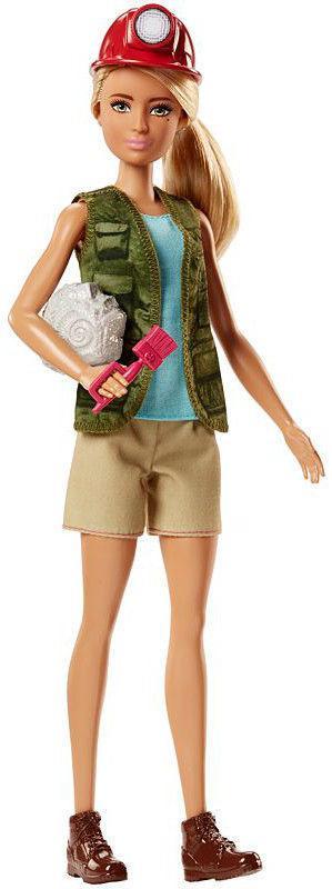 "Barbie ""Кем быть?"" Кукла Барби - Археолог"