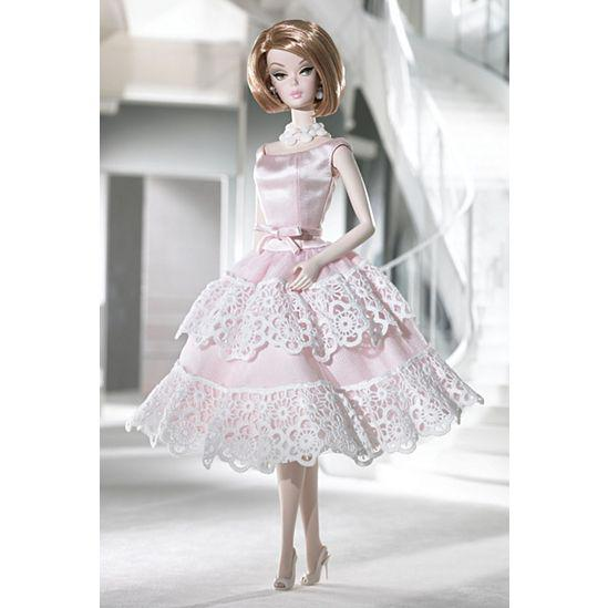 "Barbie Коллекционная кукла Барби ""Silkstone"" Южная красавица"