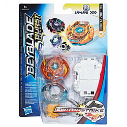 Hasbro Bey Blade Switchstrike Волчок Бейблэйд Roktavor R3