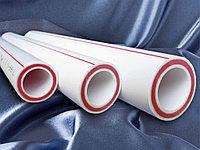 Труба полипропиленовая ДУ 32 мм армированная стекловолокном алюминием