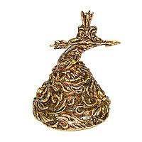 Колокольчик Лягушка-царевна Н=50мм