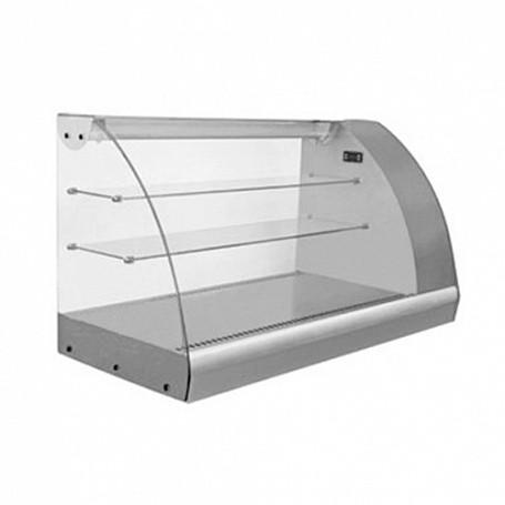 Витрина холодильная Carboma A57 VM 1,2-1 (ВХС-1,2 Арго XL) серая