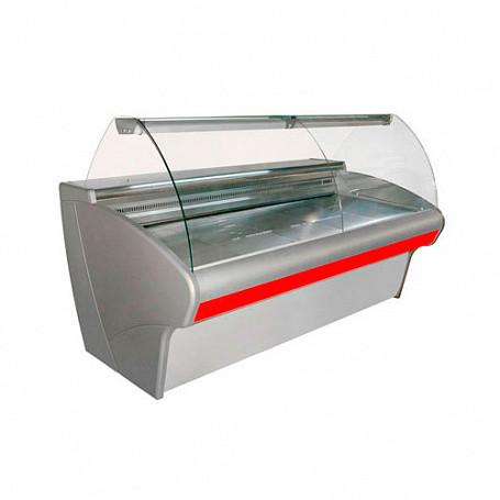 Витрина холодильная Carboma G95 SV 1,5-1 (ВХСр-1,5)