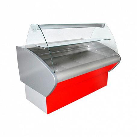 Витрина холодильная Carboma G95 SV 1,8-1 (ВХСр-1,8)