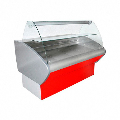 Витрина холодильная Carboma G110 SV 2,5-1 (ВХСр-2,5 G110) (статика)