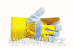 Рабочие перчатки с ПВХ усилением