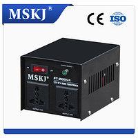 Понижающий и повышающий трансформатор на 220v/110 v и 110v/220v ST-200VA