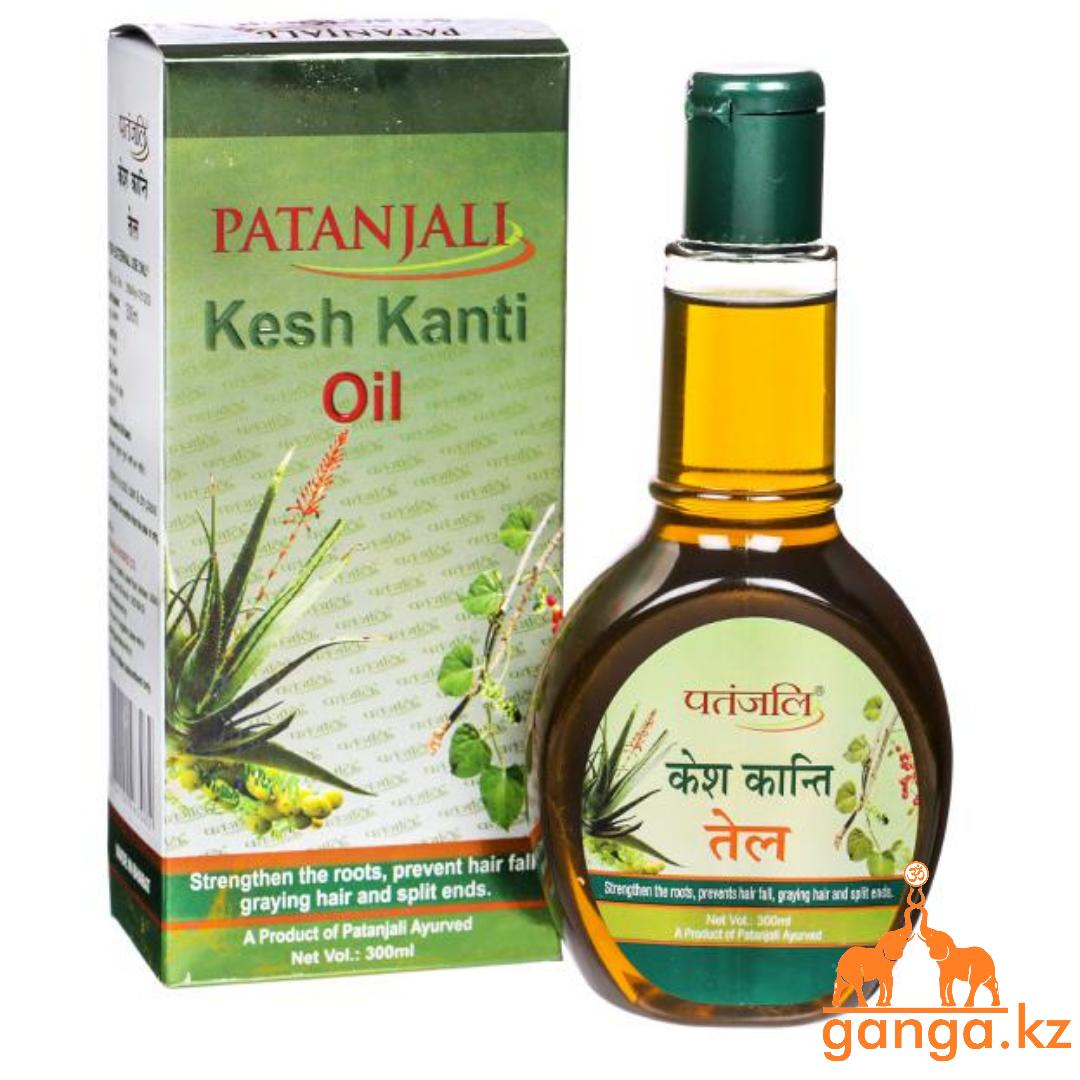 Аюрведическое масло для волос Кеш Канти (Kesh Kanti Oil PATANJALI), 120мл