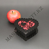 """Подарочная коробка - """"Сердце"""", фото 1"""