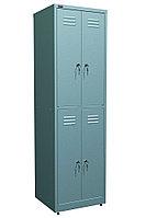 Шкаф для раздевалок металлический ШРМ - 24