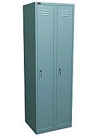 Шкаф для гардероба металлический ШРМ - 22; ШРМ - 22/800