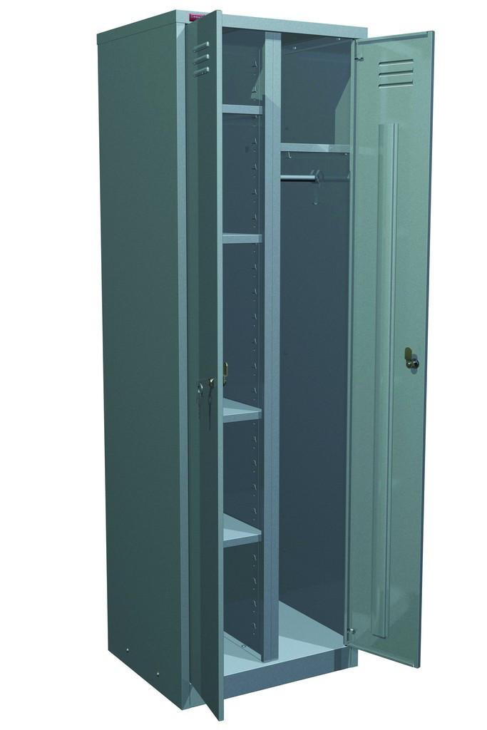 Шкаф для раздевалок металлический ШРМ - 22У; ШРМ - 22У/800