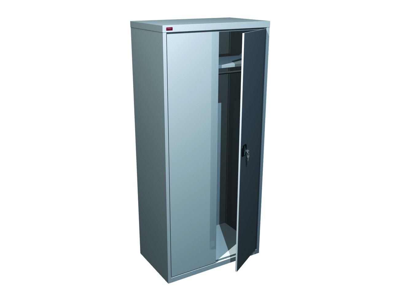 Шкаф для гардероба металлический ШАМ - 11.Р