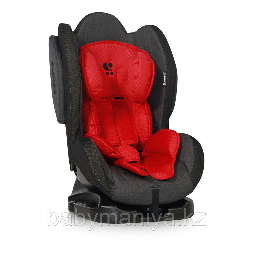 Автокресло Lorelli SIGMA (HB-07) 0-25 кг Красно-черный / Red&Black 1800