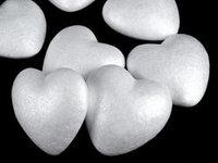 Сердце из пенопласта 80 мм. Creativ  283
