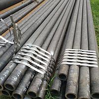 Труба стальная бесшовная 377х40 ст.20 09г2с 40х толстостенная горячекатаная
