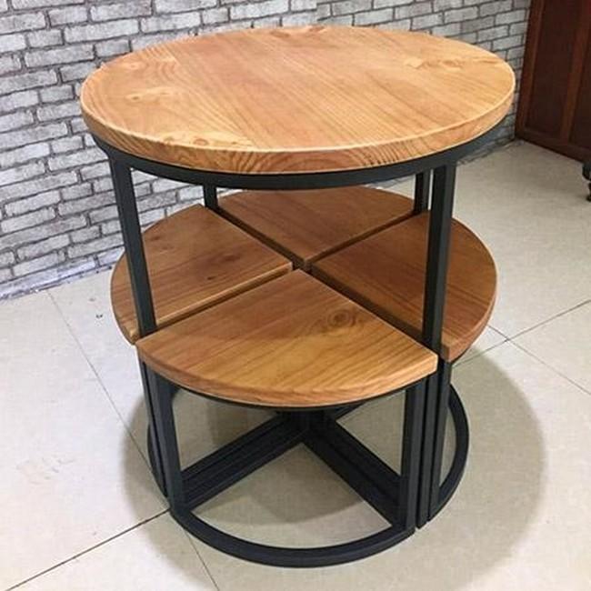 Набор стол и табуреты для баров или кафе, фото 2