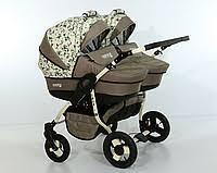 Детская коляска для двойни Verdi Twin 2в1 (14), фото 1