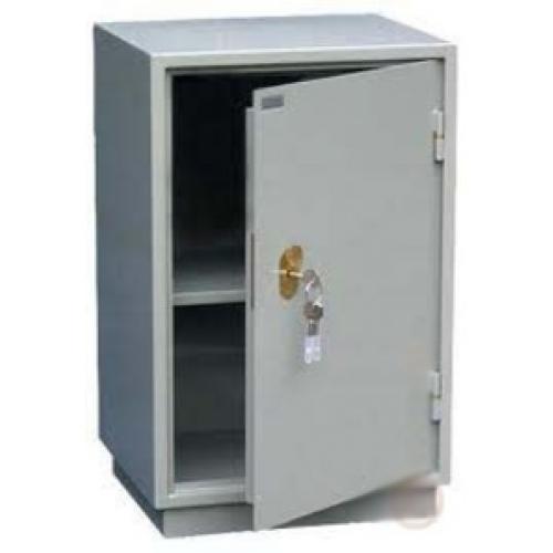 Металлический бухгалтерский шкаф КБ - 011т / КБС - 011т