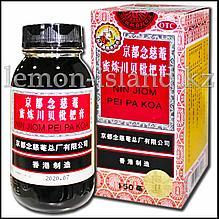 Имбирный сироп от кашля Nin Jiom Pei Pakoa (Нин Джом Пей Пакоа).