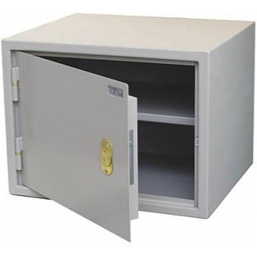 Металлический бухгалтерский шкаф КБ - 02 / КБС - 02