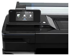 HP Напольный Принтер DesignJet T520 24-in 2018 ed. Printer (A1/610 mm), фото 2
