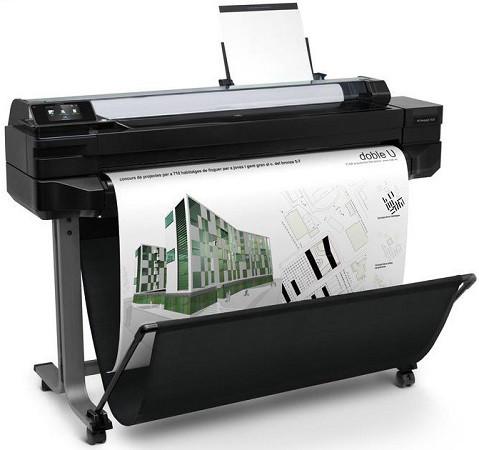 HP Принтер(Плоттер) DesignJet T520 36-in 2018 ed. Printer (A0/914mm)