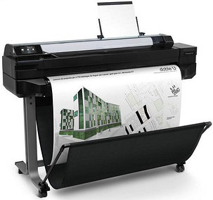 HP Принтер(Плоттер) DesignJet T520 36-in 2018 ed. Printer (A0/914mm), фото 2