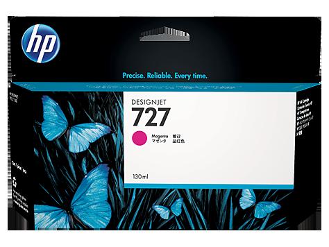 HP Картридж Magenta Ink Cartridge №727