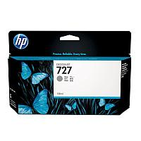 HP Картридж Gray Ink Cartridge №727