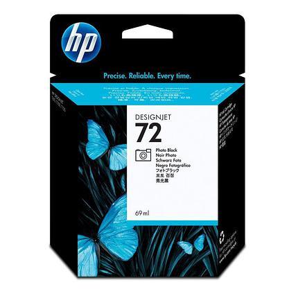 HP Photo Black Ink Cartridge №72, фото 2
