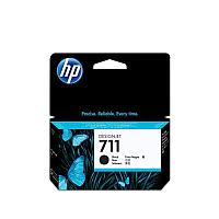HP Black Ink Cartridge №711