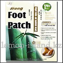 Пластырь для детоксикации организма (Foot patch).
