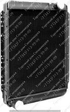 Радиатор ЛИАЗ-6212 медный 3-х рядный ШААЗ